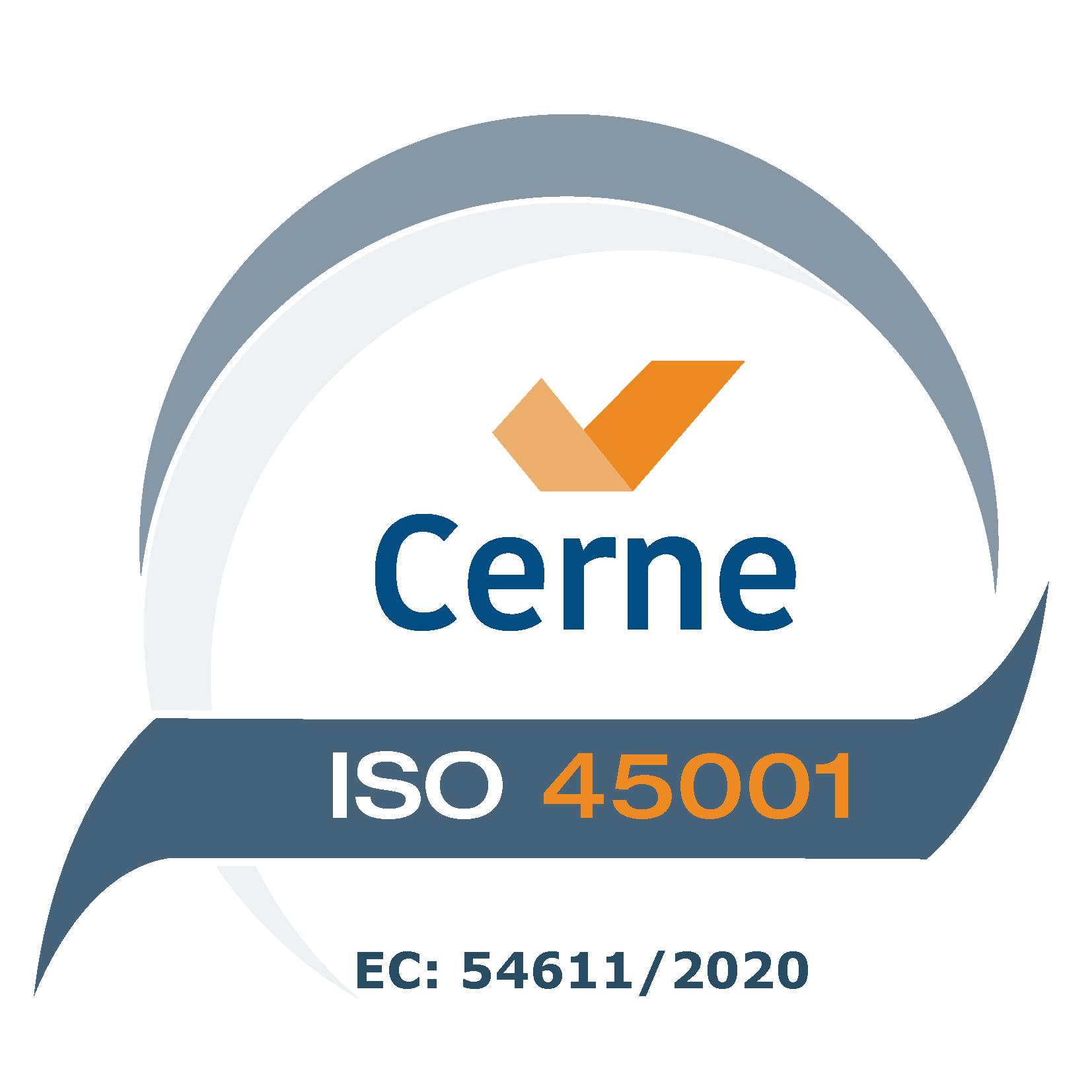 SELLO GRUPO TYPSA ISO 45001